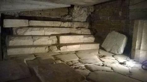 Palestrina (RM) - Dagli scavi emerge l'urna marmorea con le reliquie di 3 santi... - La Repubblica | Centro de Estudios Artísticos Elba | Scoop.it