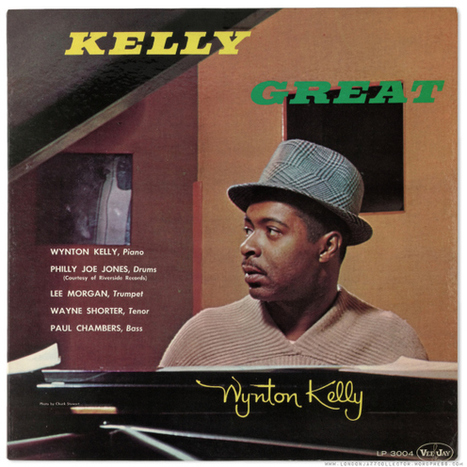 Wynton Kelly: Kelly Great (1960) Vee Jay | Jazz Plus | Scoop.it
