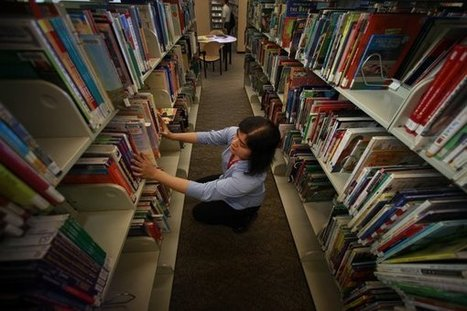 Not dead yet: Libraries still vital, Pew report finds | librarianonthefly | Scoop.it