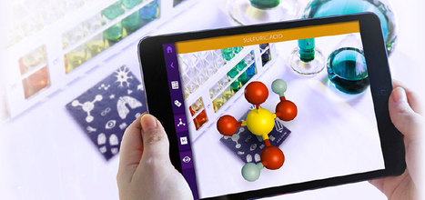 Arloon Chemistry | Arloon | REALIDAD AUMENTADA Y ENSEÑANZA 3.0 - AUGMENTED REALITY AND TEACHING 3.0 | Scoop.it