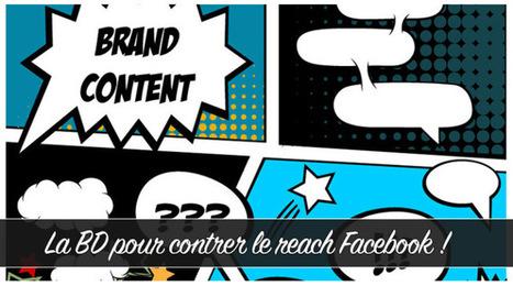 Utilisez la BD pour contrer la baisse du reach Facebook | Communication et webmarketing | Scoop.it