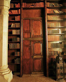Antique Books, Home & Office Interior Decorating Ideas, Leather Bound Books - Book Decor | Random cool stuff about libraries | Scoop.it