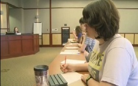 Teen Court Puts Offenders Face to Face with Peers - KBTX | Mrs. Maiese's Accelerated English 9 | Scoop.it