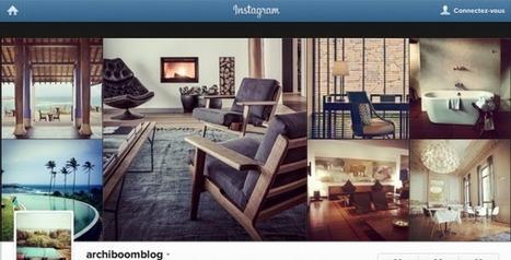 Le meilleur de l'architecture et du design est sur Instagram!   Decoration   Scoop.it