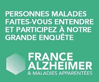Alzheimer et personnes malades : donnez de la voix ! | Aidants familiaux | Scoop.it