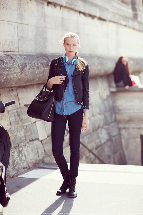 women street style | News for Fashion | Scoop.it