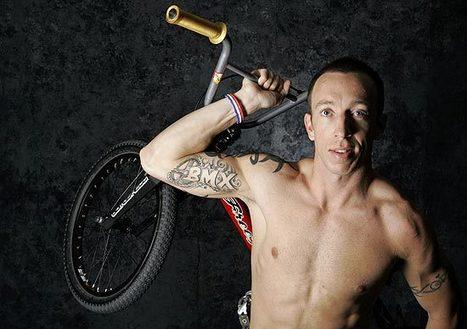 Ciclista tricampeão mundial no BMX morre em acidente de carro | esportes | Scoop.it