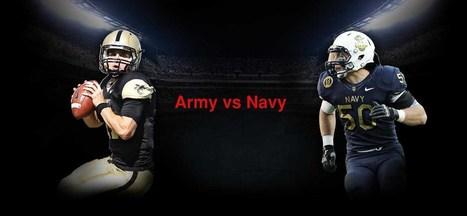 Last Game: Watch Army vs. Navy Live Stream Week 16 College Football | Tag | Scoop.it