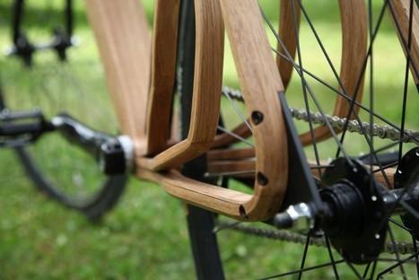 Wooden you want a bike like that?! | Yanko Design | L'Etablisienne, un atelier pour créer, fabriquer, rénover, personnaliser... | Scoop.it