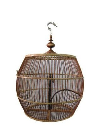Decorative Antique Bird Cages | For The Home | Scoop.it