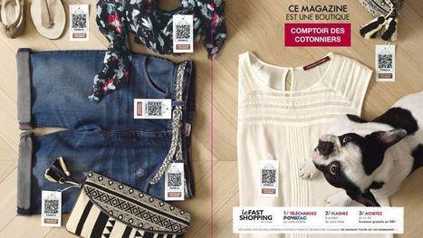 Fast shopping pour Comptoir des Cotonniers avec PowaTag | Digitalisation, eTransformation | Scoop.it