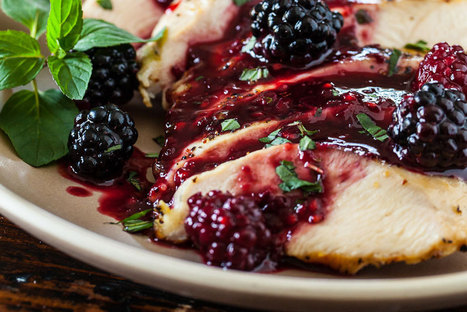 Healthy: Blackberries, Yogurt, Soy, Carrots, Onions - healthy tavern | Healthy tavern | Scoop.it
