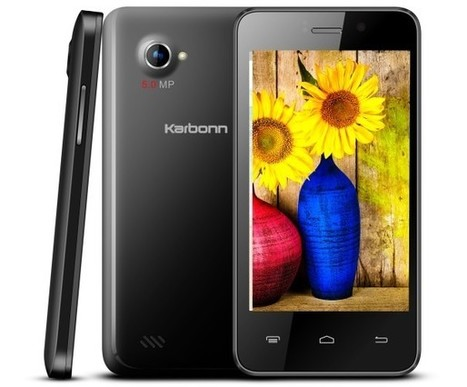Karbonn Titanium S99 launched in India for INR 7000/-, Specs, Review, Features | nokia | Scoop.it