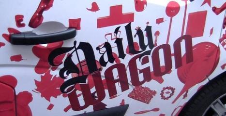 Daily Wagon : Le nouveau food truck signé Gilles Ouaki | meltyFood | Food Truck et cuisine de rue | Scoop.it