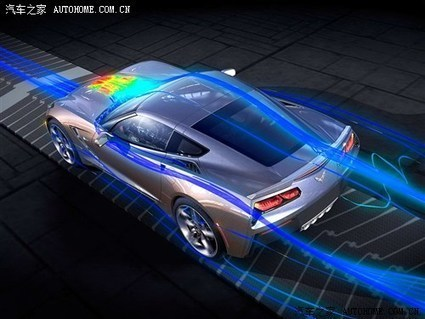 2013北美车展:新一代克尔维特发布 - 汽车频道 - 国际在线 | american muscle cars | Scoop.it