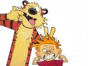 THE BOOK RIOT 50: #1 Sixteen Things Calvin and Hobbes Said Better Than Anyone Else | Learning outside class | Scoop.it