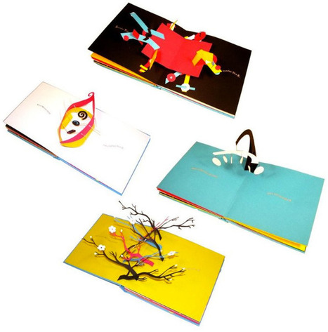 David Carter's Pop-Up Books for Children of All Ages | Marketing in the physical world | Scoop.it