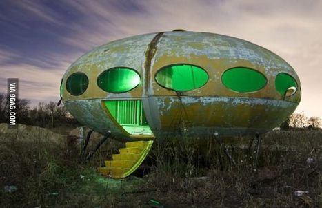 """Abandoned """"Future"""" House 