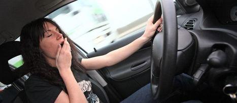 La somnolence première cause d'accident sur autoroutes | Wallgreen - Louez moins cher et passez au vert ! | Scoop.it