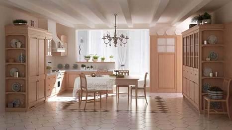 Phong cách của bạn | Tủ bếp gỗ đẹp | Scoop.it