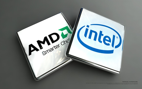 Pourquoi une telle différence de prix entre les processeurs Intel et AMD ?   Geeks   Scoop.it