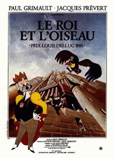 TICs en FLE: Le film à regarder : Le Roi et l'Oiseau de Paul Grimault | FLE enfants | Scoop.it