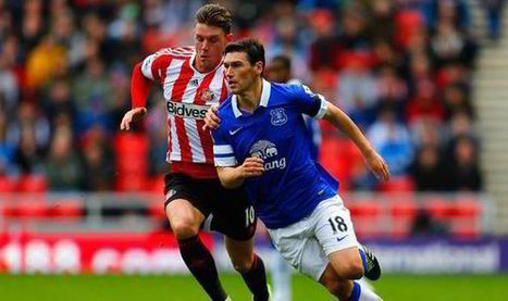West Ham join Everton and Arsenal in race to land Gareth Barry ... | Barclays Premier League | Scoop.it