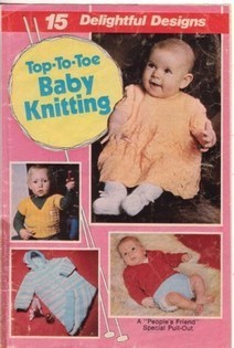 Knit Sew Crochet - Knitting Patterns for Baby | onesmallchild | Scoop.it