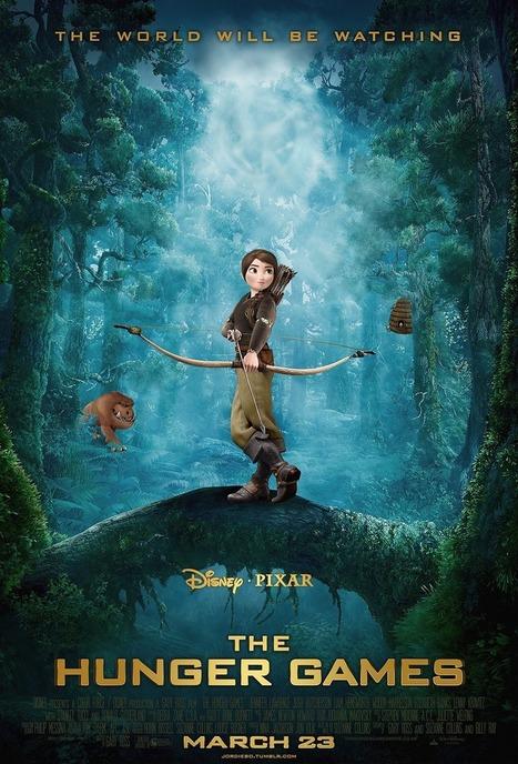 that . JORDIE . blog (Disney/Pixar's The Hunger Games.) | All things YA - Books, Publishing, Writing, Blogging, Reviews | Scoop.it
