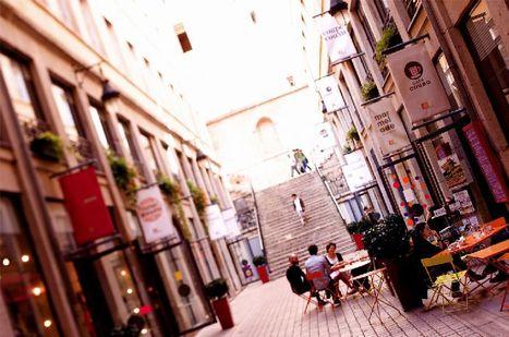 Village des Créateurs :: Présentation :: Le Passage Thiaffait | LYFtv - Lyon | Scoop.it