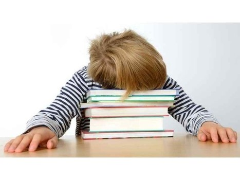 Homework Hell: Stanford Research Shows Pitfalls of Homework - Patch.com | Pastoral Counselling | Scoop.it