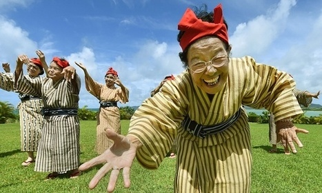 KBG84: Japan's new 'girl band', average age 84 | Women of The Revolution | Scoop.it