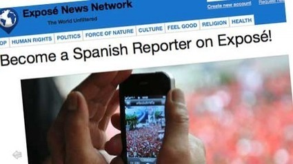 Exposé News Network: una plataforma de medios sociales donde el idioma no es un obstáculo | @pciudadano | Periodismo Ciudadano | Scoop.it