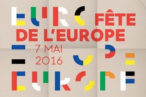 VIVRE ENSEMBLE: Paris célèbre l'Europe sur le parvis de l'Hôtel de Ville | Le BONHEUR comme indice d'épanouissement social et économique. | Scoop.it