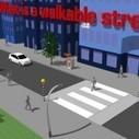 Walkonomics Shows The Walkability Of Streets Around The Globe   Urban Life   Scoop.it