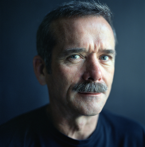 Chris Hadfield to guest edit MacLean's magazine   More Commercial Space News   Scoop.it