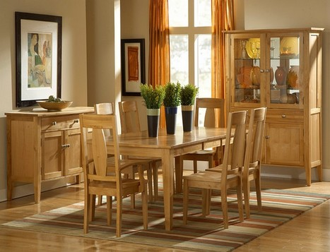 Bathroom Wall Cabinet Ideas: Oak Dining Room Furniture Can change Your daily life   Home Decorating Ideas   Scoop.it