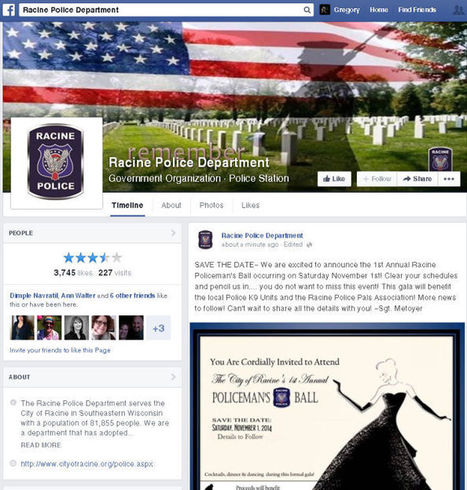 Law enforcement using Facebook more as a go-to tool | Law Enforcement, Society, and the Use of Social Media | Scoop.it