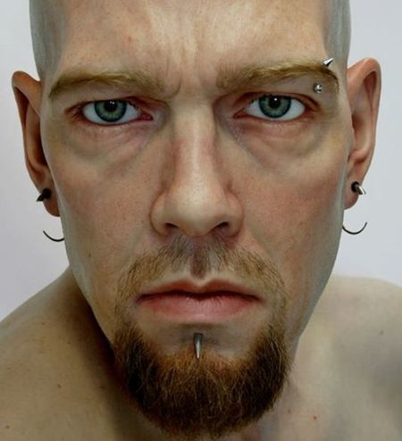 The Creepy Life-Like Giants of Ron Mueck | Strange days indeed... | Scoop.it