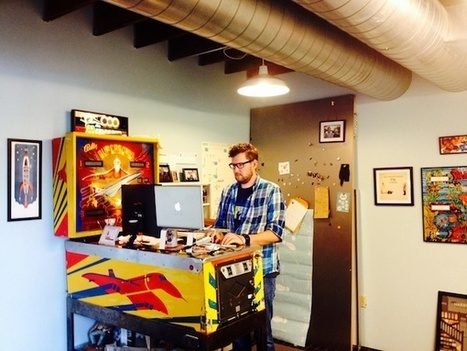 Stand and Deliver: Standing Desks are Great for Your Health and Social Life | Risk Management Consulting | Scoop.it