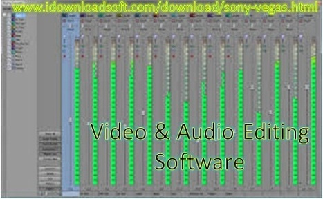 Sony Vegas Pro 12.0.770 | Video & Audio Editing Software | Software's | Scoop.it