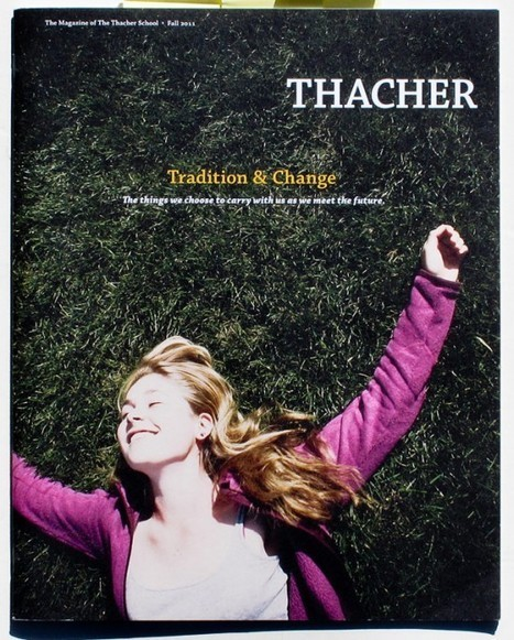 The Daily Edit Thatcher : Tamar Levine | Serendipity.vision | Scoop.it