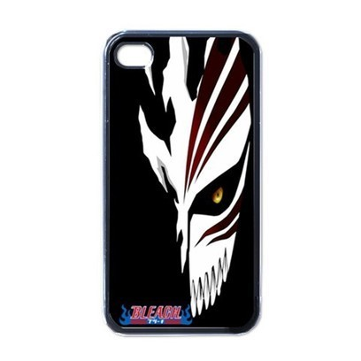 Apple iPhone Case - Bleach Hollow Mask Ichigo - iPhone 4 Case Cover | Merchanstore - Accessories on ArtFire | Custom iPhone 4 or 4S Case Cover | Scoop.it