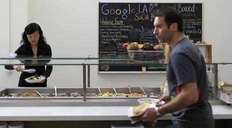 Comment Google rend ses employés heureux et en particulier les femmes ? | réseaux sociaux et pédagogie | Scoop.it