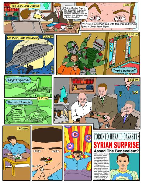 Dope Diplomacy, Episode 1 - The Satire Project | Archivance - Miscellanées | Scoop.it
