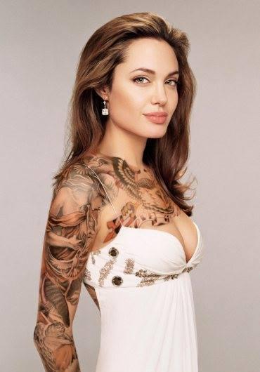 Women Celebrity Tattoo | Amantes a los Tatuajes | Scoop.it