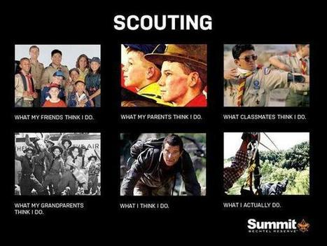 Scouting | What I really do | Scoop.it