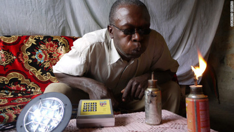Pay-as-you-go solar power lights up rural Africa - CNN.com | The New Green | Scoop.it