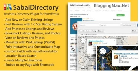 Download SabaiDirectory for WordPress Free   Free Games And Softs   Scoop.it