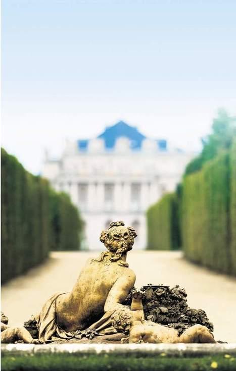 A Versailles, le château ne connaît (presque) pas la crise | Clic France | Scoop.it